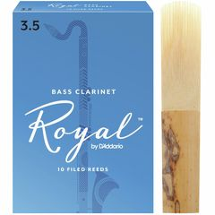 DAddario Woodwinds Royal Boehm Bass Clarinet 3,5