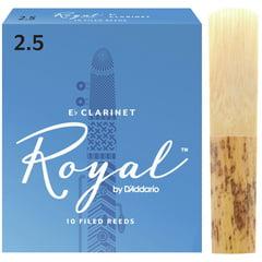 DAddario Woodwinds Royal Boehm Eb-Clarinet 2,5