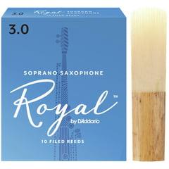 DAddario Woodwinds Royal Soprano Sax 3