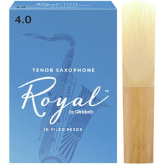 DAddario Woodwinds Royal Tenor Sax 4