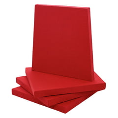 EQ Acoustics Spectrum 2 Q5 Tile 4-pcs Red