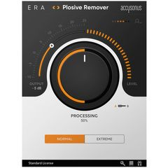 accusonus ERA Plosive Remover