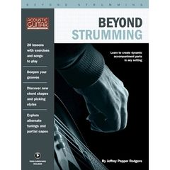 Hal Leonard Beyond Strumming