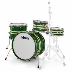 DDrum Reflex Rally Sport Green Creme