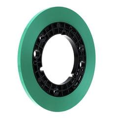 "RTM Leader Tape Green 1/4"""