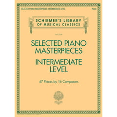 G. Schirmer Piano Masterpieces Inter