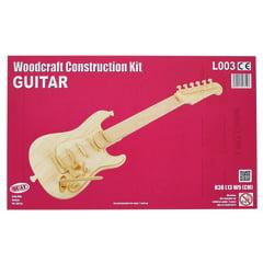 Quay Woodcraft Kit - Guitar