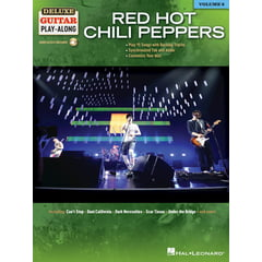 Hal Leonard Red Hot Chili Peppers Deluxe
