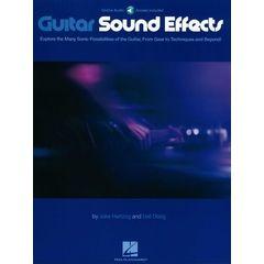 Hal Leonard Guitar Sound Effects