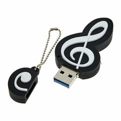 agifty USB Stick G-clef 3.0 32 GB