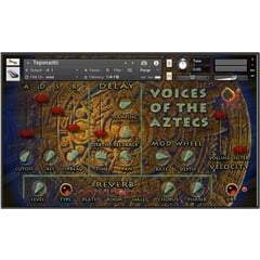 Q Up Arts Voices of the Aztecs
