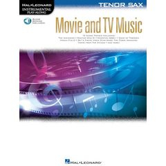 Hal Leonard Movie and TV Music: Tenor Sax.
