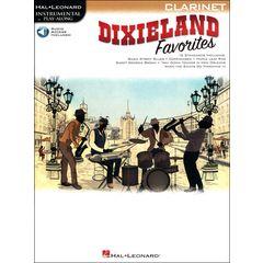 Hal Leonard Dixieland Favorites: Clarinet