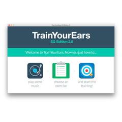 TrainYourEars EQ Edition 2 EDU
