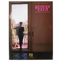 Hal Leonard George Ezra: Staying At Tamara