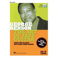 Hal Leonard The Art of Jazz Guitar