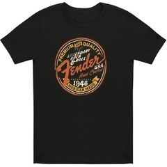Fender T-Shirt Legendary Rock S Lady