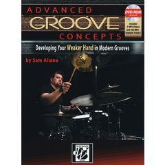Alfred Music Publishing Advanced Groove Concepts