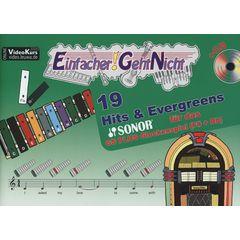 LeuWa-Verlag Hits Evergreens Sonor GS PLUS