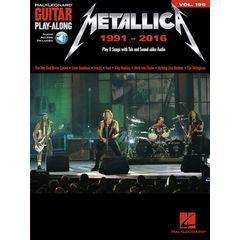 Hal Leonard Guitar Play-Al. Metallica 1991
