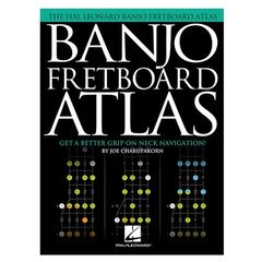 Hal Leonard Banjo Fretboard Atlas
