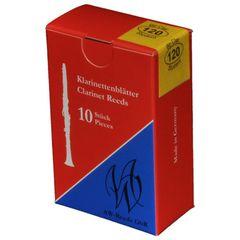 AW Reeds 120 German Clarinet 3