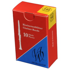 AW Reeds 145 German Clarinet 4