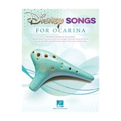 Hal Leonard Disney Songs For Ocarina