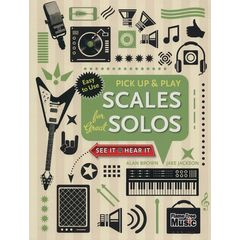 Flame Tree Music Pick Up & Play Scales Solos