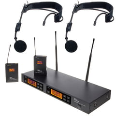 the t.bone free solo Twin PT 823 Headset