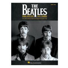 Hal Leonard The Beatles - Songs with Just