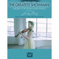 Hal Leonard Lindsey Stirling Greatest Show