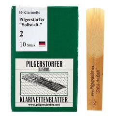Pilgerstorfer Solist-dt. Bb-Clarinet 2,0