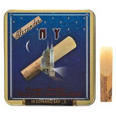 Alexander Reeds NY Soprano Saxophone 2,0