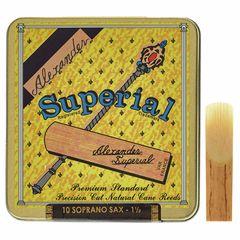 Alexander Reeds Superial Soprano Saxophone 1,5