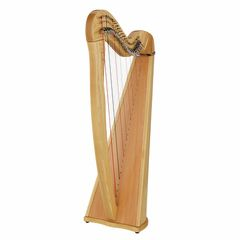 Roth & Junius Celtic Lever Harp Leyla 27 Str