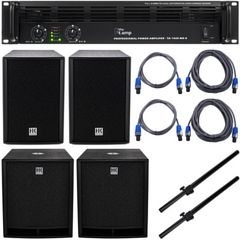 HK Audio Premium PR:O 12 Power Bundle