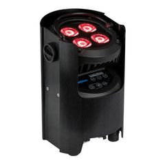 Showtec EventSpot 1600 Q4 Bk B-Stock