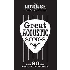 Wise Publications Little Black Great Acoustic