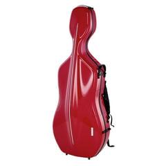 Gewa Air Cello Case RD/BK Fiedler