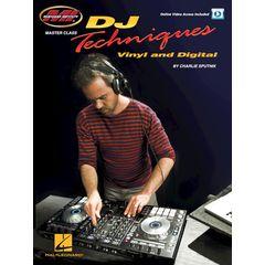 Hal Leonard DJ Techniques Vinyl And Digit.