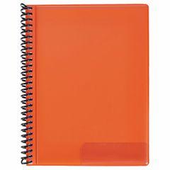 ge-gra-Muster Marching Folder Orange 15
