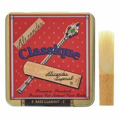 Alexander Reeds Classique Bass Clarinet 2,0