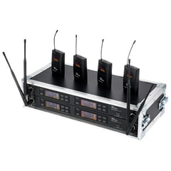 the t.bone free solo PT 660 MHz/4 CH Rack