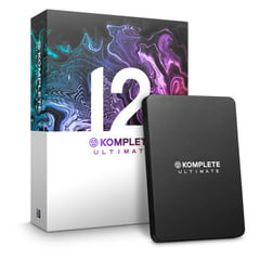 Native Instruments Komplete 12 Ultimate UPG 1