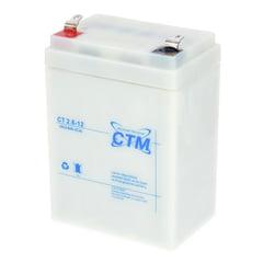 Thomann Battery 12V 2,6Ah