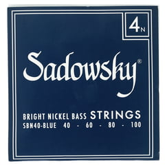 Sadowsky Blue Label SBN40