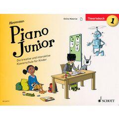 Schott Heumann Piano Junior T Vol.1