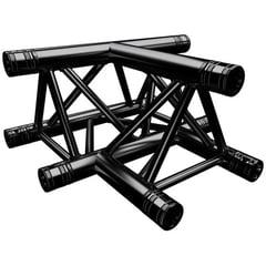 Global Truss F33T36-B T-Piece Black