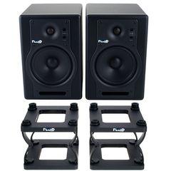 Fluid Audio F5 Stand Bundle